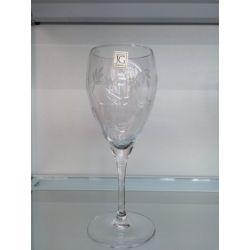 Chamrousse Cristal JG Durand Verre à pied 18cl, 25cl, flûte 18cl