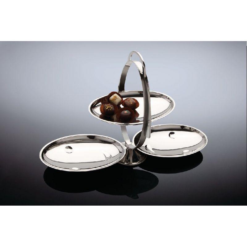 anna gong serviteur de table 3 tages alessi design a mendini