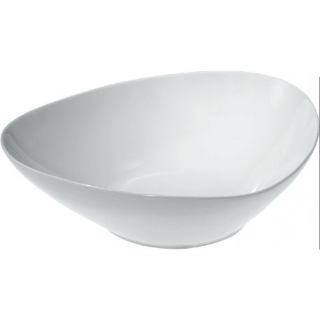 Colombina saladier en porcelaine Alessi design M&D Fuksas