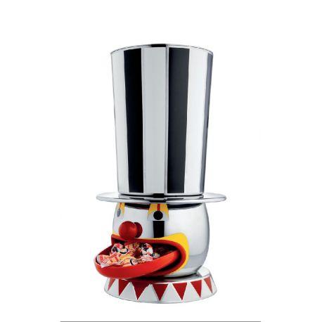 Candyman distributeur de bonbons Alessi Circus de Marcel Wanders