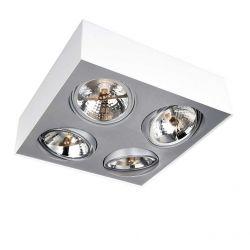 Bloq Philips Lirio 4 Spots muraux ou plafonnier design