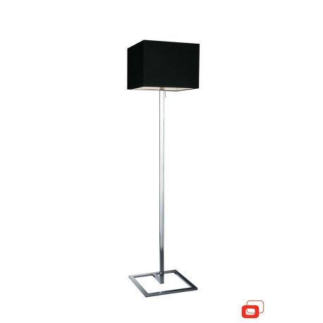 quadratus lirio by philips lampadaire liseuse de sol 154 cm. Black Bedroom Furniture Sets. Home Design Ideas