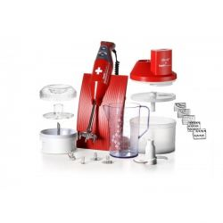 Bamix Box, Swissline & Slicesy, mixeur et robot de cuisine