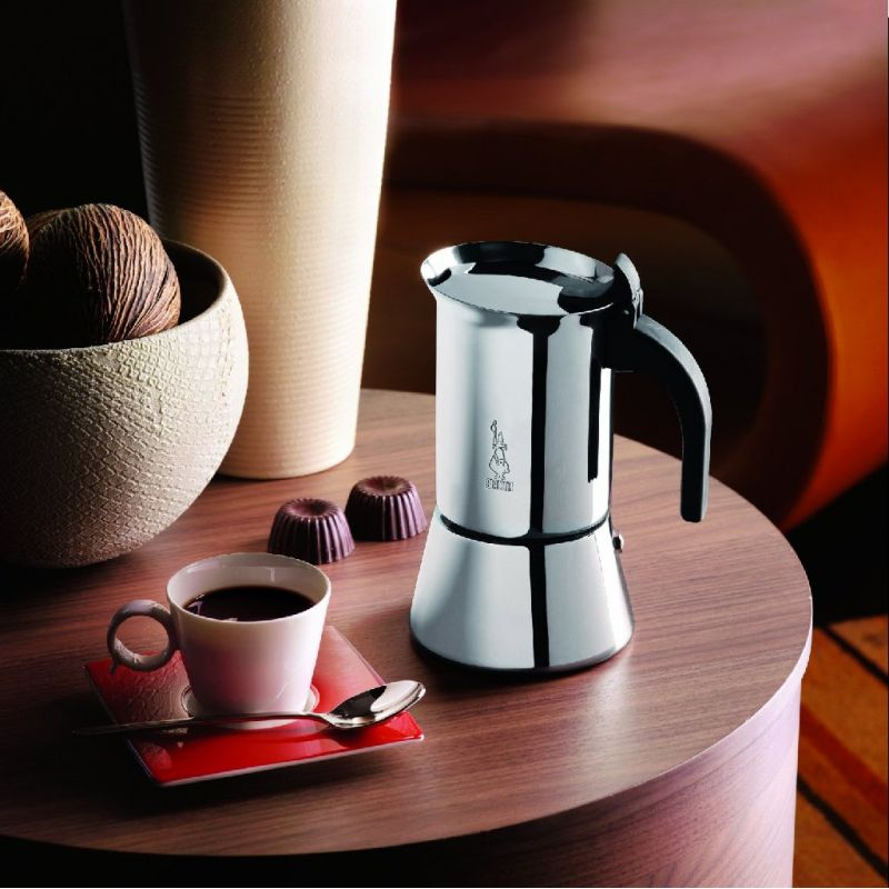 venus cafeti re italienne induction 4 6 10 tasses bialetti. Black Bedroom Furniture Sets. Home Design Ideas