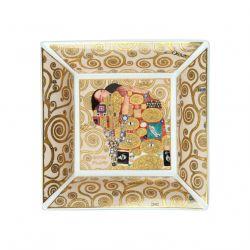 L accomplissement de Klimt - Vide poche Porcelaine - Artis Orbis
