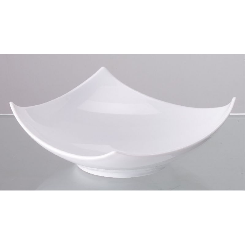 oxyg ne blanc m dard de noblat set 6 assiettes porcelaine. Black Bedroom Furniture Sets. Home Design Ideas