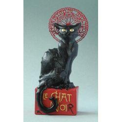 Le Chat Noir de Steinlen - Pocket Art miniature 11cm - Parastone