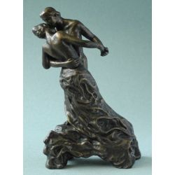 La Valse de Camille Claudel - Pocket Art miniature - Parastone