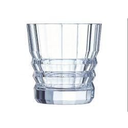 Architecte Cristal d Arques Paris 6 verres à whisky