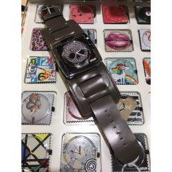 Stamps - Bracelet large - Gris