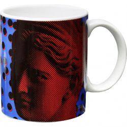 Artemis Polka Dots, Mug en porcelaine, création Sophia