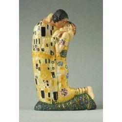 Le Baiser de Gustav Klimt miniature - Pocket Art
