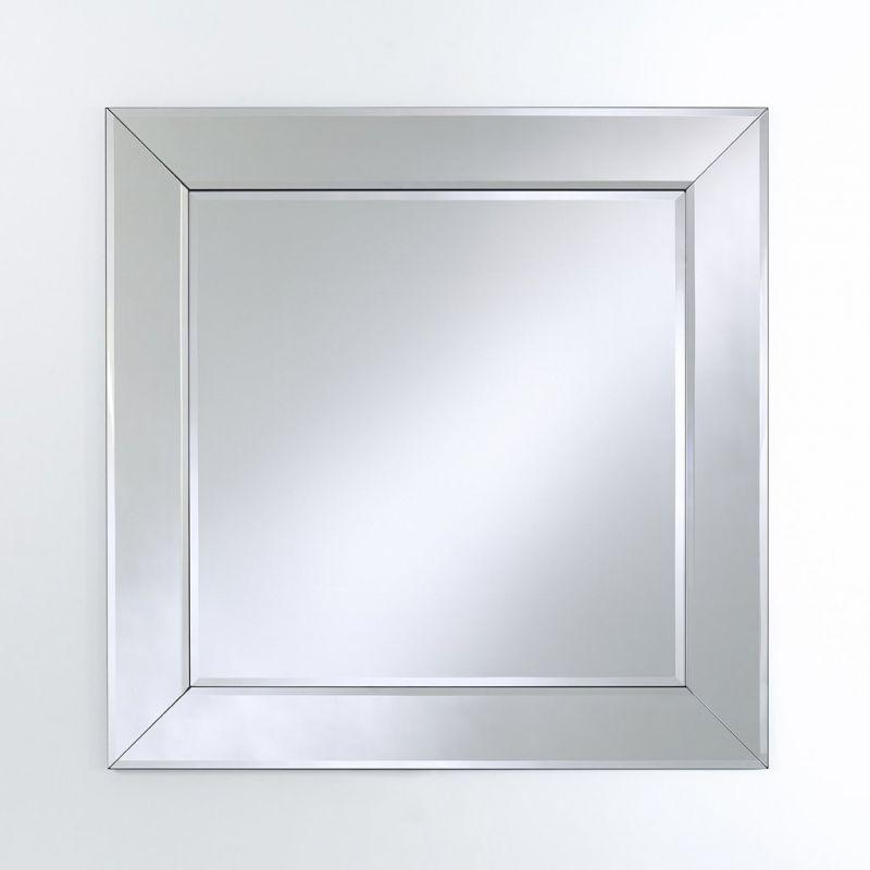 Basta miroir carr classique deknudt mirrors 80x80 cm for Miroir carre