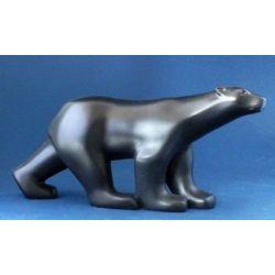 Ours de François Pompon - Statue 11 cm, résine - Parastone