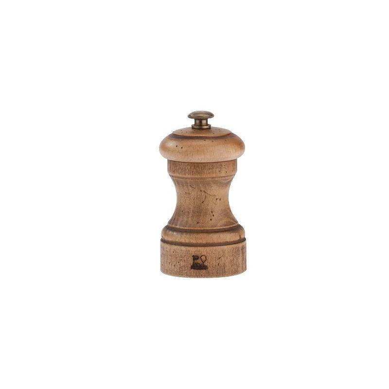 bistro antique bois peugeot moulin poivre ou sel 10 cm. Black Bedroom Furniture Sets. Home Design Ideas
