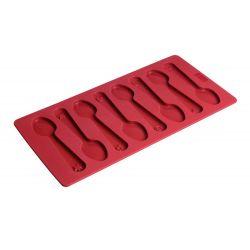 Moule Petites cuillères à café Silicon Platinum Flexi Form Lurch