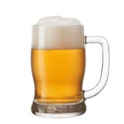 Taverna Coffret de 2 chopes à bière Leonardo, 33 ou 50 cl