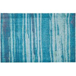 Tapis Sue Mad about Mats, toucher grattant 50 x 75 cm, antidérapant