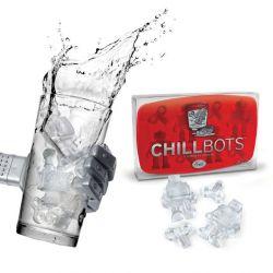 ChillBots, moule à glaçons en silicone par Fred