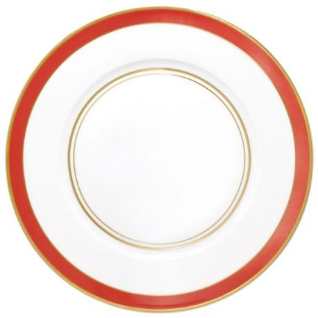 cristobal rouge raynaud assiette d ner 27 cm n 1 porcelaine. Black Bedroom Furniture Sets. Home Design Ideas