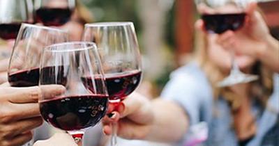 Services de verres Dégustation du vin