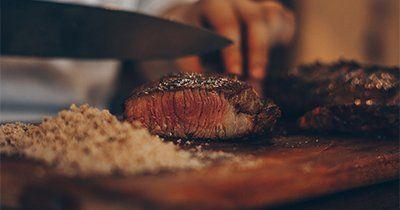 Couteaux à viande & à filet de sole