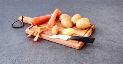 Couteaux à légumes