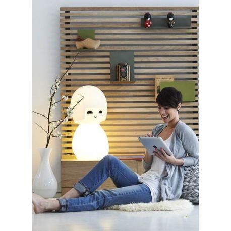 Kokeshi - Lampe figurine lumineuse 60 cm, LED - Mr Maria