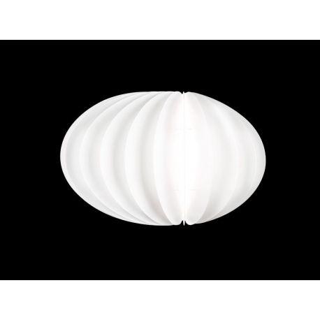 Disca Vita - Abat-jour 52 cm design pour suspension ou lampe
