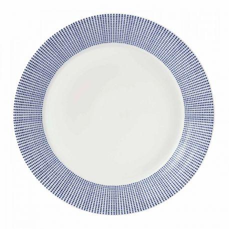Pacific Royal Doulton - Set 6 assiettes plates 28 cm