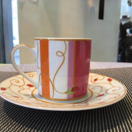 Tasse à café ou à thé Bois de Rose