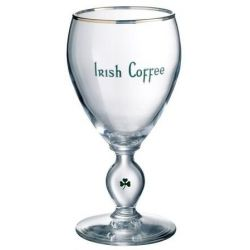 Coffret de 6 verres à Irish Coffee - Durobor