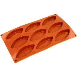 Flexipad - Moule 9 barquettes silicone - Paderno