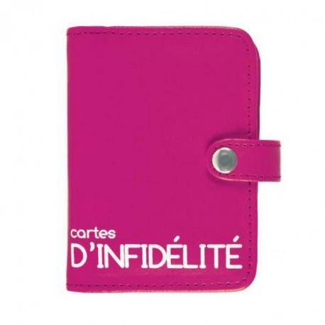 Infidélité - Porte-cartes - Derrière la porte