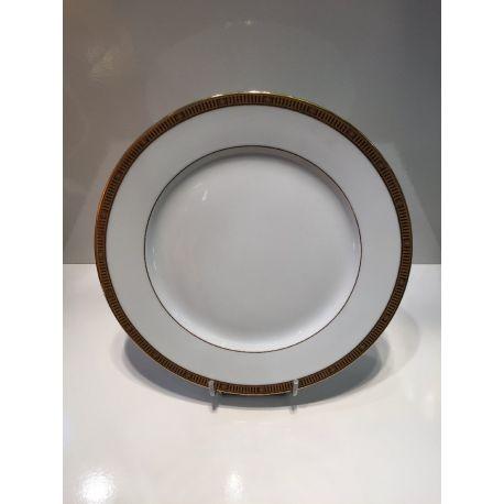 Assiette plate 26 cm ou à dessert 21 cm Madison