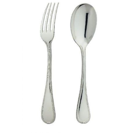 Fourchette ou cuillère La Fayette Ercuis Métal argenté