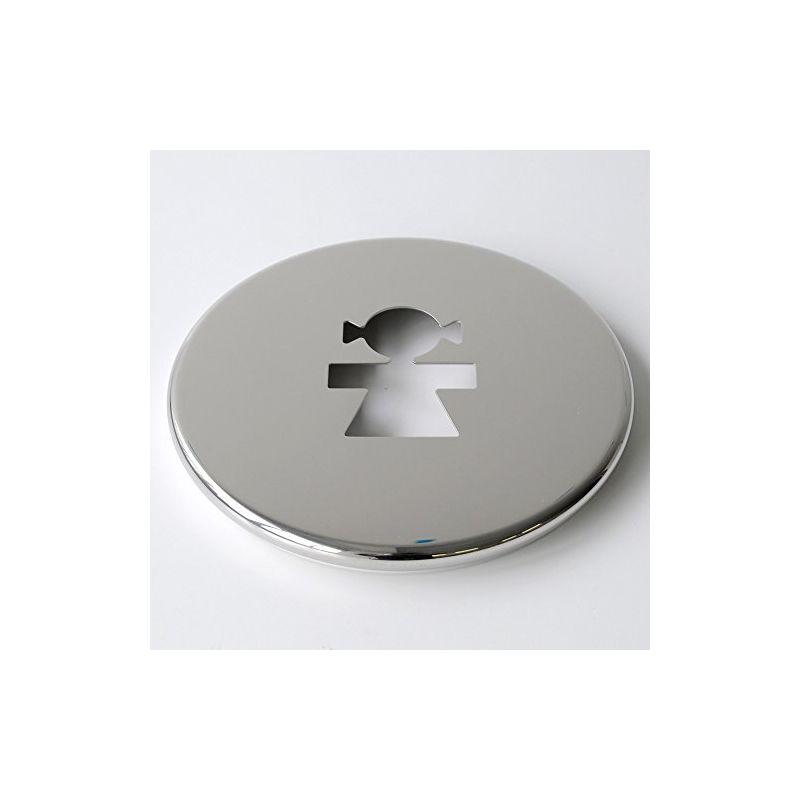 girotondo 2 dessous de plat a di alessi en acier inox 18 10