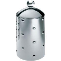 Kalisto Alessi Boite de cuisine Inox 18/10 Design Clare Brass