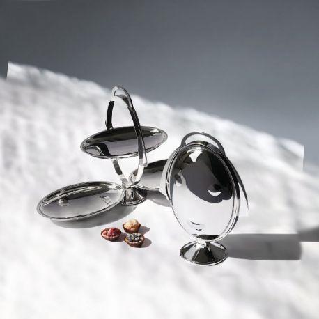 ALESSI - Anna Gong Serviteur de table 3 étages Design A. Mendini