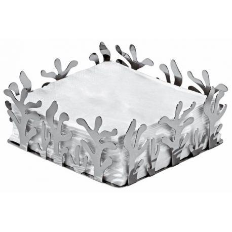 ALESSI - Mediterraneo Porte-serviettes en papier ou Corbeille
