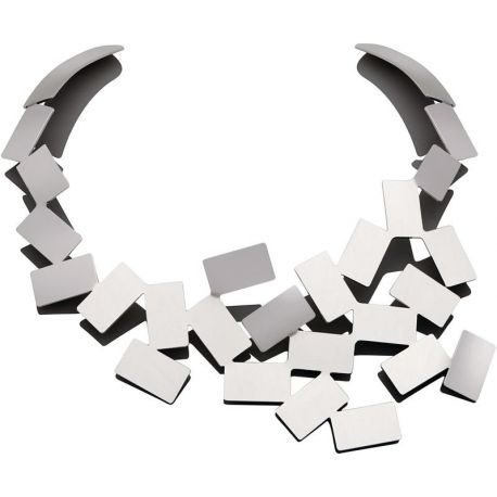 ALESSI - Fiato sul Collo Collier ras de cou Design Mario Trimarchi
