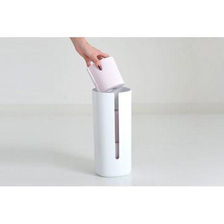 Birillo Conteneur pour rouleaux papier WC