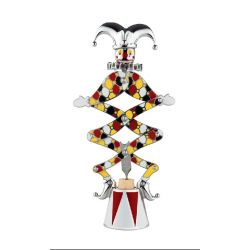 ALESSI - The Jester Tire bouchon Circus Design Marcel Wanders MW35