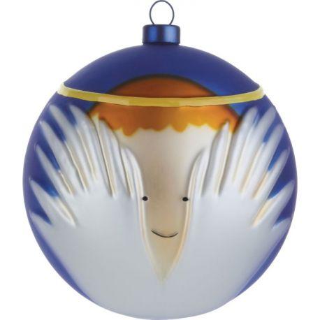 Angioletto Boule de Noël Verre soufflé