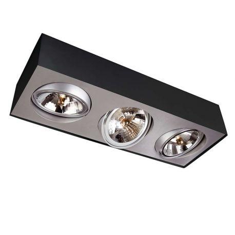 Bloq Lirio by Philips 3 Spots muraux ou plafonnier design