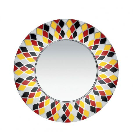 Circus Plateau Rond Inox 18/10 48 cm Design Marcel Wanders