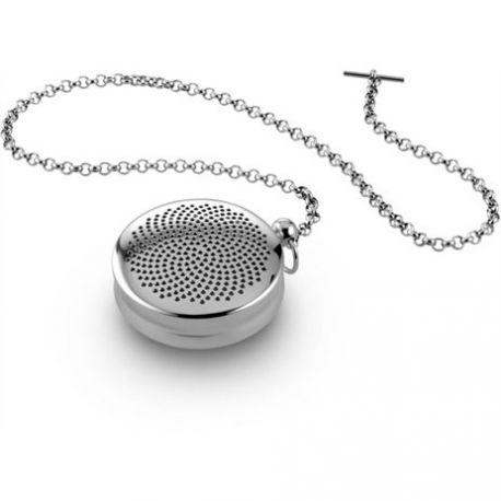 T-Timepiece boule à thé en forme de montre à gousset