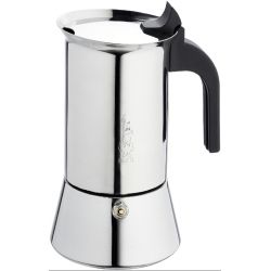 Venus - Cafetière italienne induction 4/6/10 tasses - Bialetti