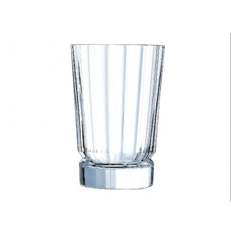 Macassar 6 verres long drink