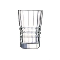 Architecte Cristal d Arques Paris 6 verres Long drink 28 ou 36cl
